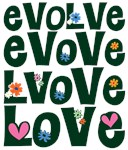Evolve Whimsical Love ~ Be part of the global awakening and rise up to love's evolutionary path.