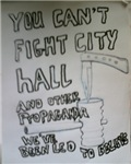 U Cant Fight City Hall
