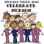 Stick Figure Nurses Week 2016