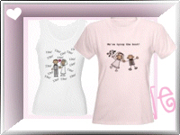 Fun Wedding T-shirts and Gifts