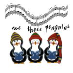 We Three Penguins