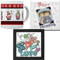 Keepsake Boxes, Tiles, and Mugs!
