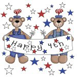 Happy 4th of July T-shirts and Gifts