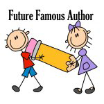 Future Famous Author T-shirts and Gifts