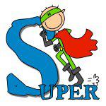 Super Stick Figure Hero T-shirts and Gifts