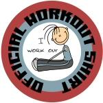 Female Official Workout Shirts