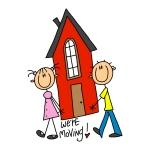 House We're Moving Tshirts and Gifts