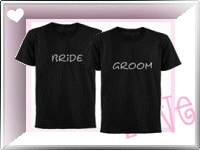 Dark Colors Wedding T-shirts
