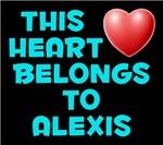 This Heart: Alexis (E)