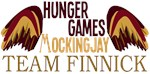 Finnick Mockingjay