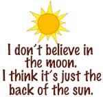 No Moon Just Sun