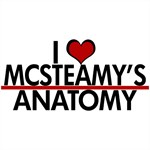 I Heart McSteamy's Anatomy