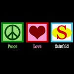 Peace Love Seinfeld