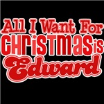 All I Want For Christmas Is Edward Cullen!
