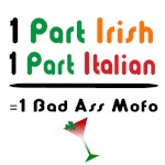 Part Irish Part Italian