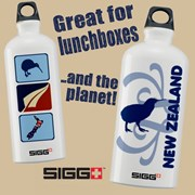 New Zealand Sigg Bottles