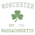 Worcester Massachusetts T-Shirts