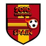 2010 Spain Champions