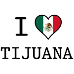 I Love Tijuana T-Shirts