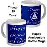Birthday & Anniversary Mugs
