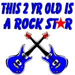 ROCK STAR 2 YR OLD