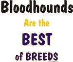 Bloodhound Best of Breeds Unique Products & Gifts