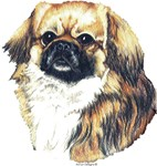 Tasteful Tibetan Spaniel Tibbie Dog Products Gifts