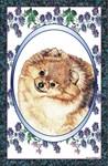 Pomeranian Pom Designer Style Apparel & Shirts