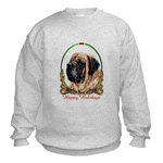 Mastiff Dog Breed Holiday Cold Weather Wear