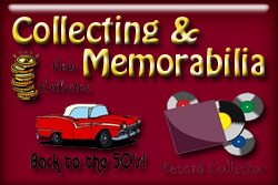 Collecting and Memorabilia T-shirts and gifts.