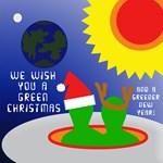 ALIEN CHRISTMAS WISH