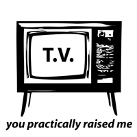TELEVISION - YOU PRACTICALLY RAISED ME