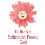 Best Mother's Day Present - Pink