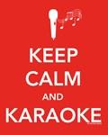 Keep Calm & Karaoke
