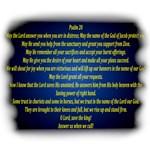 Prayer/Blessing