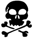 Pirate Skull with Crossbones