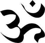 Om Meditation Symbol