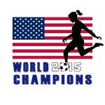 Women's Soccer Champions 2015  x
