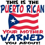 Puerto rican warned you about