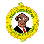 Vote Republican - Get Bananas