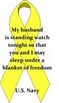my husband blanket of freedom