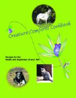 <b>Creature Comforts Cookbook</b>