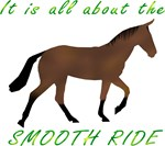 Gaited Mule - About the SMOOTH Ride