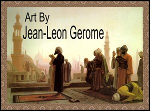 Islamic Places By Jean-Leon Gerome