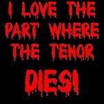 Tenor Dies Gear