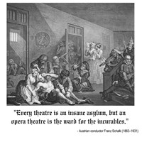 Opera Theatre Defined