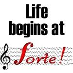 Life Begins at FORTE!
