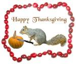 Squirrel Thanksgiving