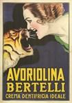 Avoriolina Bertelli, Tiger, Woman