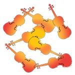 Fiery Violins